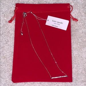 kate spade Jewelry - Kate Spade Raise the Bar Necklace